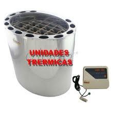 Unidad termica con control